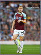 Matej VYDRA - Burnley FC - Premier League Appearances