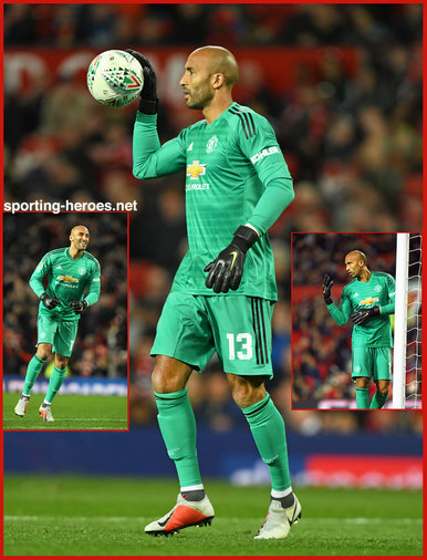 Lee Grant - Manchester United - Premier League Appearances