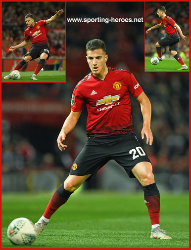 Diogo DALOT - Manchester United - Premier League Appearances