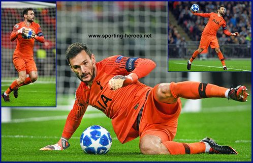Hugo Lloris - Tottenham Hotspur - 2018/2019 Champions League