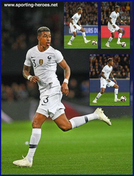 9f624825f Presnel KIMPEMBE - 2018 World Cup Finals Games. - France