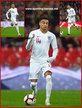 Jesse LINGARD - England - 2018 UEFA Nations League Games.