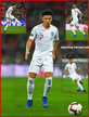 Jadon SANCHO - England - 2018 UEFA Nations League Games.