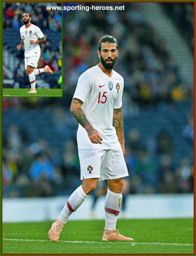 Sergio OLIVEIRA - Portugal - 2018 UEFA Nations League Games.