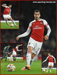 Henrikh MKHITARYAN - Arsenal FC - 2018/19 Europa League. Group games.