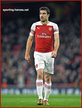 Sokratis PAPASTATHOPOULOS - Arsenal FC - 2018/19 Europa League. Group games.