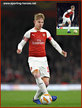 Emile SMITH-ROWE - Arsenal FC - 2018/19 Europa League. Group games.
