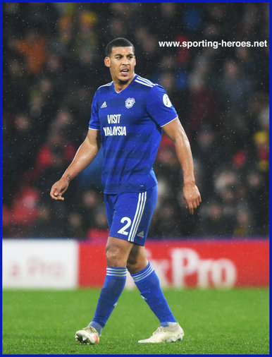 Lee PELTIER - Cardiff City FC - League Appearances