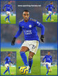 Ricardo PEREIRA - Leicester City FC - Premier League Appearances