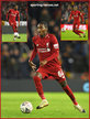 Rafael CAMACHO - Liverpool FC - Premier League Appearances
