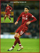 Ki-Jana HOEVER - Liverpool FC - Premier League Appearances