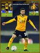 Joao MOUTINHO - Wolverhampton Wanderers - League Appearances
