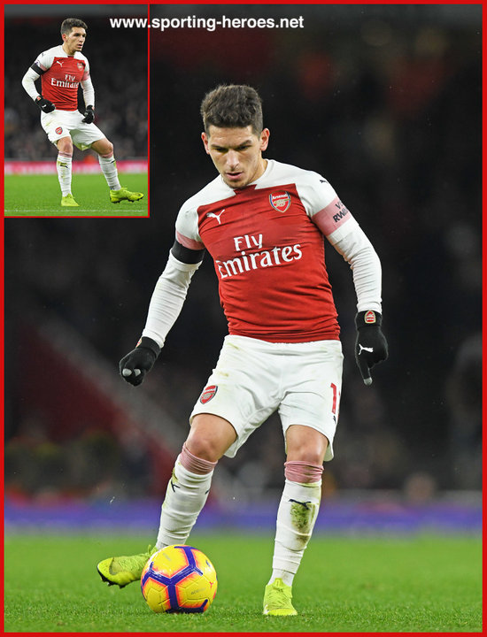 detailed look f9dfa 96bc2 Lucas TORREIRA - Premier League appearances - Arsenal FC