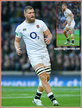 Brad SHIELDS - England - International Rugby Union Caps.