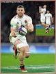 Mark WILSON - England - International Rugby Union Caps.