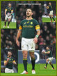 Willie Le ROUX - South Africa - International Rugby Caps.