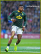 Aphiwe DYANTYI - South Africa - International Rugby Union Caps.
