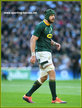 Warren WHITELEY - South Africa - International Rugby Union Caps.