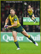 Bernard FOLEY - Australia - International rugby caps 2015-