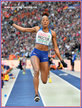 Shara PROCTOR - Great Britain & N.I. - Long jump bronze at 2018 European Championships.