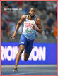 Nethaneel MITCHELL-BLAKE - Great Britain & N.I. - 200m silver medal at 2018 European Championships.