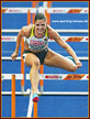 Pamela DUTKIEWICZ - Germany - Silver medal in 100m hurdles at 2018 European Championships.