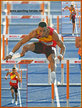 Orlando ORTEGA - Spain - 110mh bronze medal at 2018 European Championships.