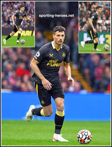 Fabian SCHAR - Newcastle United - Premier League Appearances