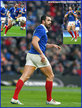 Geoffrey DOUMAYROU - France - International Rugby Union Caps.