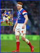 Felix LAMBEY - France - International Rugby Union Caps.