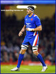 Thomas RAMOS - France - International Rugby Caps.