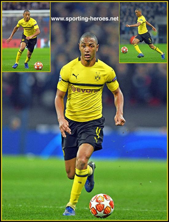 Abdou DIALLO - 2019 Champions League K.O. games - Borussia Dortmund