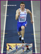 Jan VOLKO - Slovakia - 2019 European Indoor 60m champion.