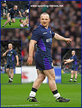 Nick GRIGG - Scotland - International Rugby Union Caps.