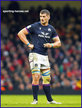 Magnus Bradbury - Scotland - International Rugby Union Caps.