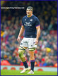 Sam SKINNER - Scotland - International Rugby Union Caps.