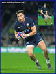 Sean MAITLAND - Scotland - International Rugby Caps. 2017-