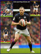 Finn RUSSELL - Scotland - International Rugby Union Caps. 2019-