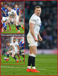 Chris ASHTON - England - International rugby caps 2018 -