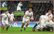Billy VUNIPOLA - England - International Rugby Caps. 2019-