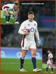 Ben YOUNGS - England - International Rugby Caps. 2019-
