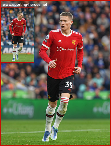 Scott McTOMINAY - Manchester United - Premier League Appearances