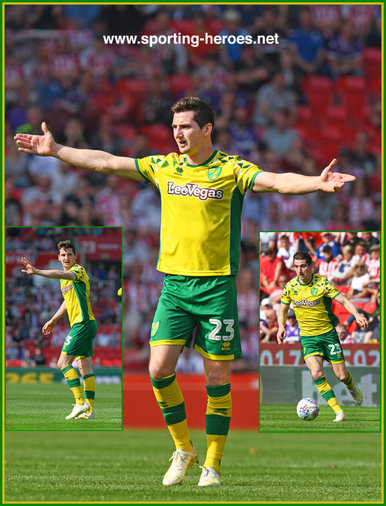 Kenny McLean - Norwich City FC - League Appearances