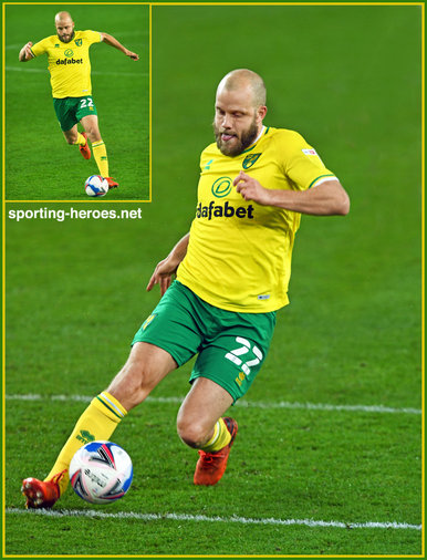 Teemu PUKKI - Norwich City FC - League Appearances
