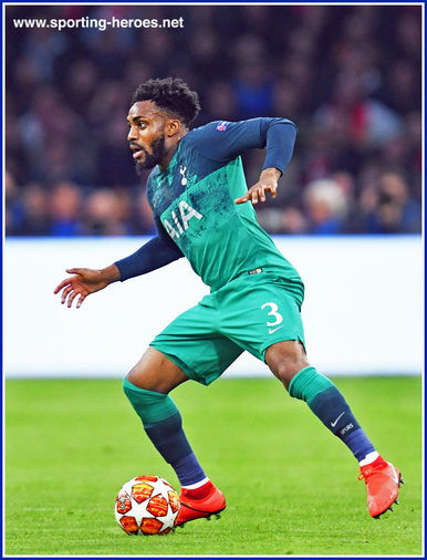 Danny ROSE - Tottenham Hotspur - 2019 Champions League K.O. games.
