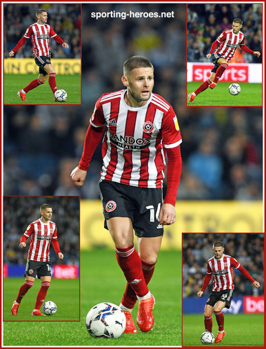 Oliver NORWOOD - Sheffield United - League Appearances