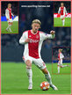 Kasper DOLBERG - Ajax - 2019 Champions League K.O. games.