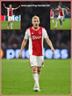 Donny van de BEEK - Ajax - 2019 Champions League K.O. games.