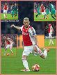 Hakim ZIYECH - Ajax - 2019 Champions League K.O. games.