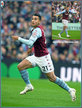 Anwar EL GHAZI - Aston Villa  - League Appearances